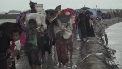 One Year Later, Rohingya Muslims Who Fled Myanmar Face Troubled Path