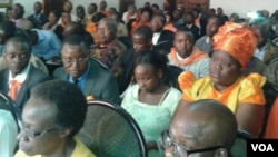 UNkosazana Linda Masarira ngomunye walabo abakhangelelwe ukuthi bazangena kukhetho lokudinga abazamela ibandla lePDP edale lephalamende.
