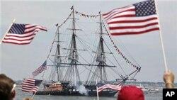 بوسٹن ہاربر پر جشن آزادی