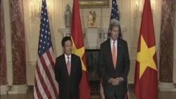 美國部分取消對越南出口致命武器禁令