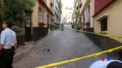 2016-08-21 美國之音視頻新聞: 土耳其婚禮炸彈攻擊後當局封鎖現場