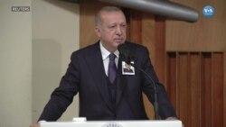 Erdoğan'dan Cami Saldırısına Tepki