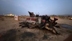 加州《中共病毒》雕像遭燒毀 陳維明誓言再塑與中共拉鋸戰