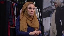 Ritel Busana Muslim di Department Store AS