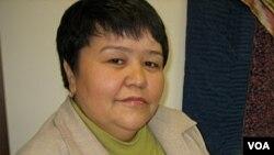 Inson huquqlari faoli Mo'tabar Tojiboyeva