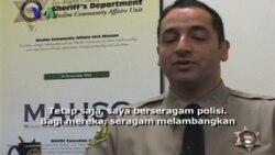 Pendekatan Kepolisian Los Angeles kepada Warga Muslim - Liputan Berita VOA 10 Agustus 2011