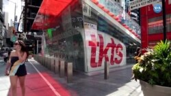 Broadway'ın Kapıları 18 Ay Sonra Yeniden Açıldı