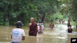 Mandalay Flood - 10-09-10