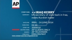 Iraq Kerry