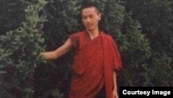 Monk Disappeared in Amdo Ngaba