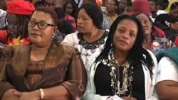 'Kumele Ibandla leMDC Lingene Kumanyano wePolitical Leaders Actors Dialogu