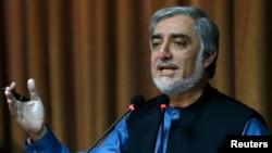 Afg'onistonda prezidentlikka nomzod Abdulla Abdulla, sobiq tashqi ishlar vaziri