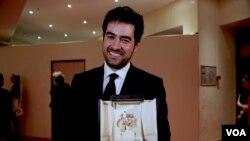 شهاب حسینی در جشنواره سینمایی کن
