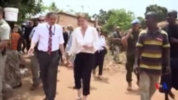 中非維和軍人被指性侵 聯合國稱將徹底調查