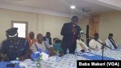 Shugabannin Musulmai Dana Krista Sun Gudanar Da Taron Hadin Kai A Ghana