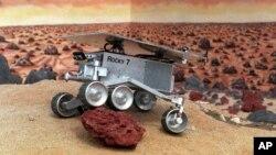 Марсоход сперва был игрушкой