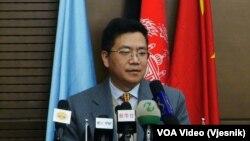 په کابل کې د چین سفیر ډینګ ژیجون