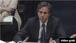 آنتونی بلینکن معاون وزیر خارجه آمریکا - آرشیو