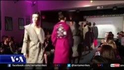 Java shqiptare e modës në Nju Jork