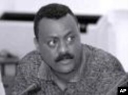 Eritrean information minister, Ali Abdu