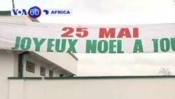 VOA 60 Afirka - Mayu 28, 2013 Kungiyar Kasashen Afrika Ta Kammala Taronta