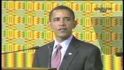 Obama'nın Afrika Gündemi Demokrasi