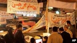 تظاهرات تازه علیه قدرت حاکمۀ نظامی در مصر