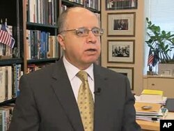 University of Maryland Professor Shibley Telhami headed the poll