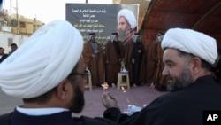 این دو مسجد در جنوب بغداد قرار داشتند.