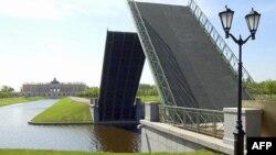 Разводной мост, Санкт-Петербург