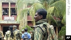 ماؤ باغیوں کے حملے میں 70بھارتی سکیورٹی اہلکار ہلاک