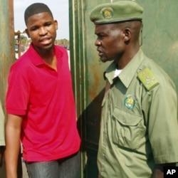Gaspar Luamba sai da prisão