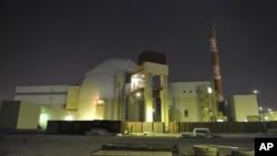 Иран. Ядерный реактор атомной электростанции «Бушер». Архивное фото.