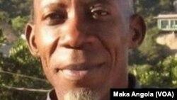 Arão Tempo, advogado e activista angolano
