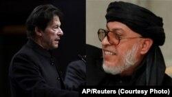 عمران خان: د افغان حکومت د مخالفت له امله له طالبانو سزه زما غونډه لغوه شوه