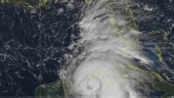 VOA: EE.UU. Emergencia por huracán Michael