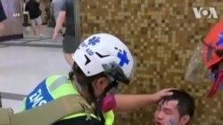 Những đội cứu thương tình nguyện ở Hong Kong, họ là ai?