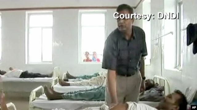 Des centaines de millions de personnnes souffrent de maladies dites négligées