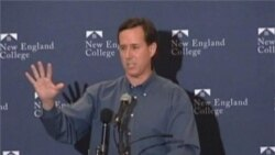 Rick Santorum on Gay Marriage