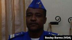 Kakakin Ofishin Ministan Tsaron Nijar Kanar Saidu Toure Abdulaziz