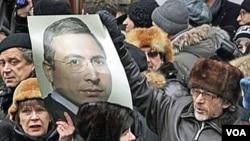 Larisi : Ki lè Lajistis Ap Pwononse Santans Khodorkovsky ?