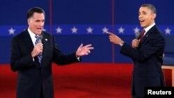 El formato del segundo debate Obama-Romney permitió que el encuentro, por momentos, se volviera en una verdadera confrontación verbal entre los candidatos.