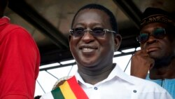 L'inhumation de Soumaïla Cissé, un rare moment de concorde