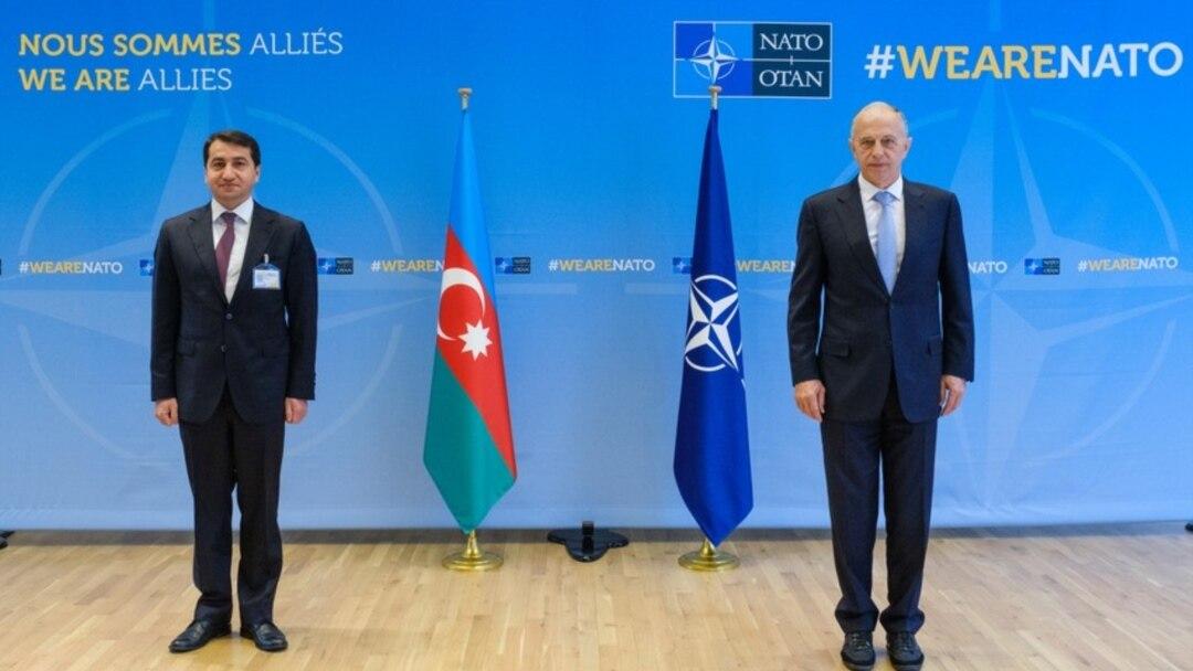 Azərbaycan-NATO əməkdaşlığında yeni mərhələ