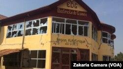 Reportage de Zakaria Camara, envoyé spécial à Boké pour VOA Afrique