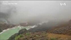 緬甸北部礦區發生山體滑坡造成160多人死亡
