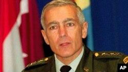 АРХІВ. Веслі Кларк у 1997-му році.