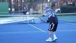 7 розваг пенсіонерів у США: теніс,танці, аквааеробіка та інше.