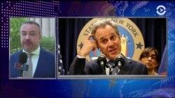 Генпрокурор штата Нью-Йорк ушел при пикантных обстоятельствах
