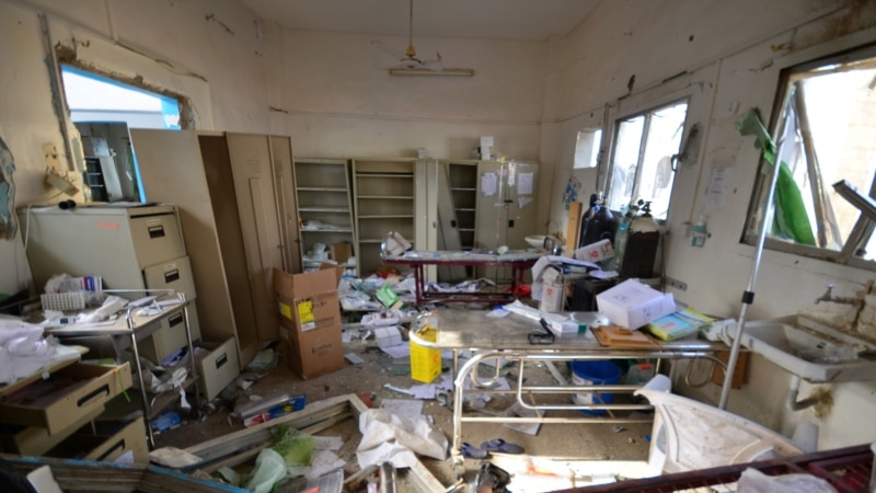 MSF to Pull Staff Following Yemen Hospital Bombing